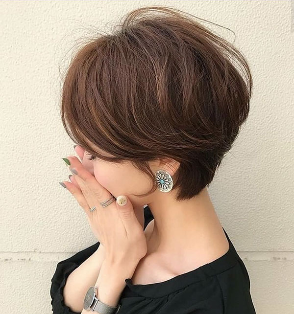 Asian Short Hairstyles Archives Hairstyles And Haircuts