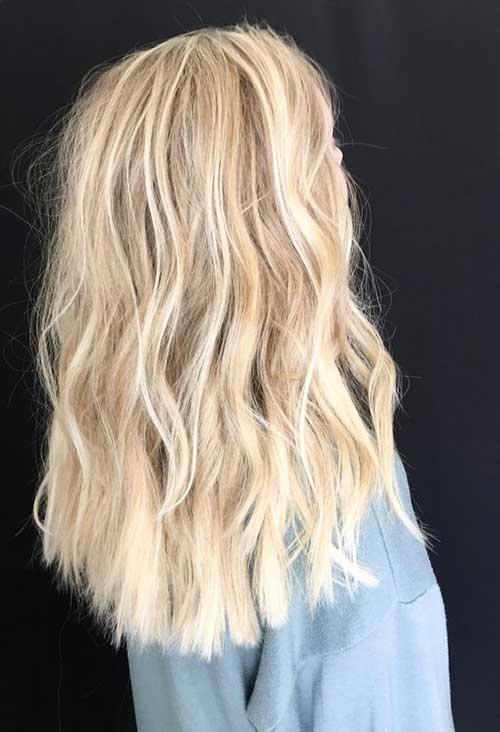 Blonde Hairstyles 2019-11
