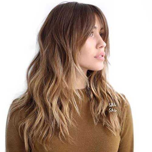 Layered Haircuts for Women-12