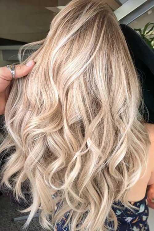 Blonde Hairstyles 2019-13