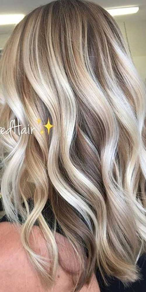 Blonde Hairstyles 2019-16