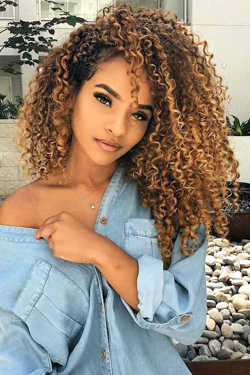 Curly Hairstyles for Women-18