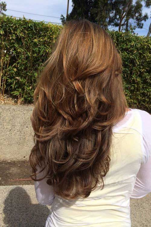 Layered Haircuts for Women-20