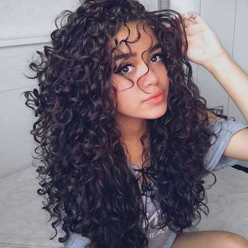 Great Curly Hairstyles for Women-7