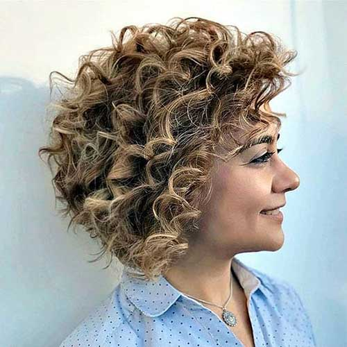 Hairstyles for Curly Hair-10