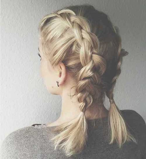 Cute Updo Hairstyles-11