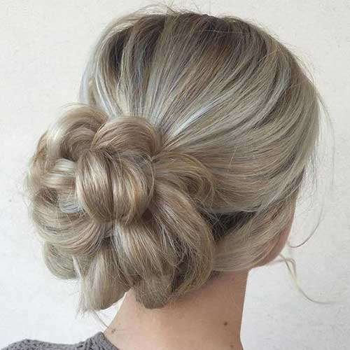 Cute Updo Hairstyles-12
