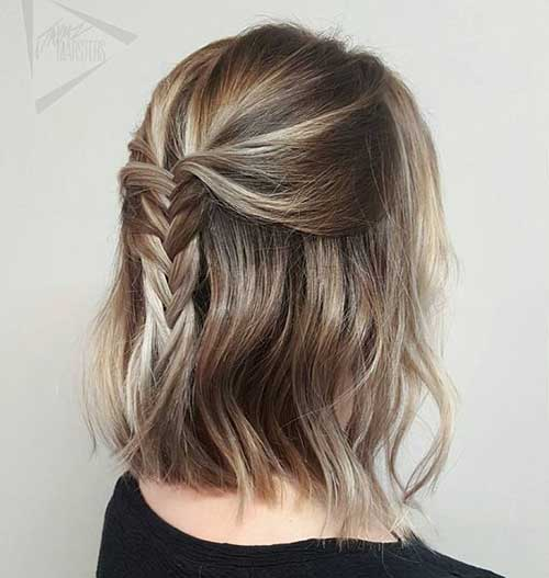 Cute Updo Hairstyles-14