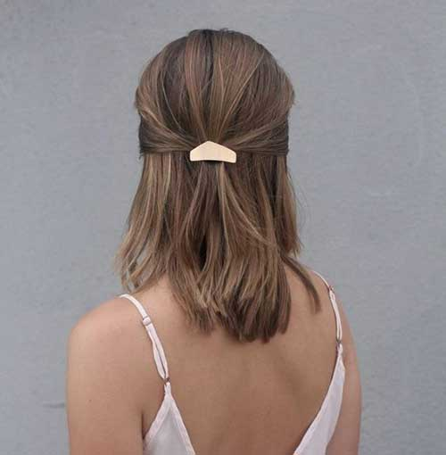 Cute Updo Hairstyles-7