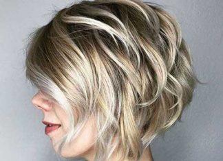 Short Layered Haircuts 94