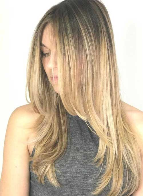 Layered Haircuts for Long Hair-13