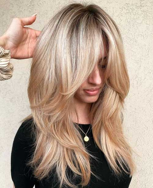 Layered Haircuts for Long Hair-15