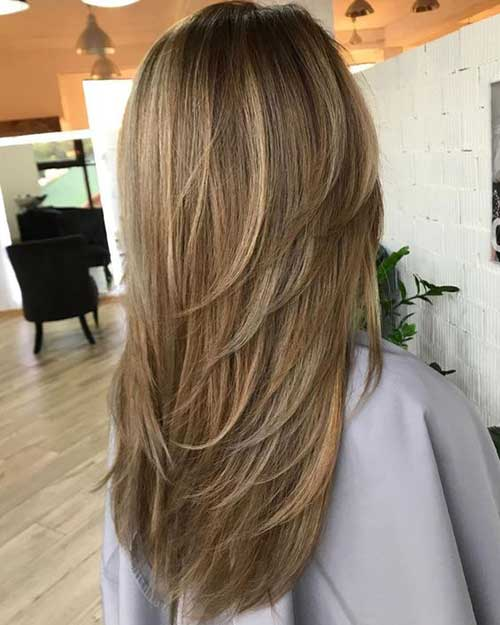 Layered Haircuts for Long Hair-16