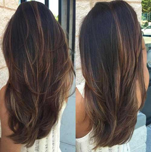 Layered Haircuts for Long Hair-17