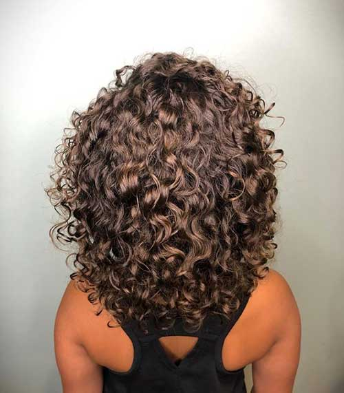 Hairstyles for Curly Hair-20