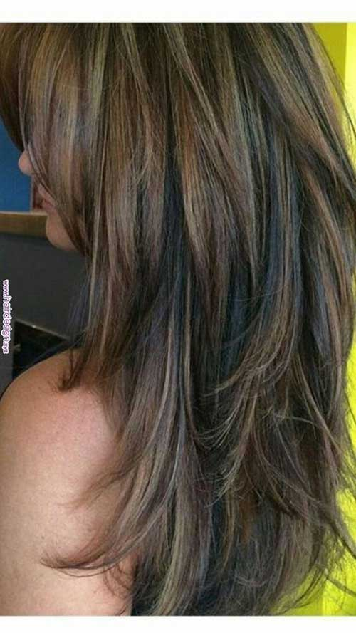 Layered Haircuts for Long Hair-7