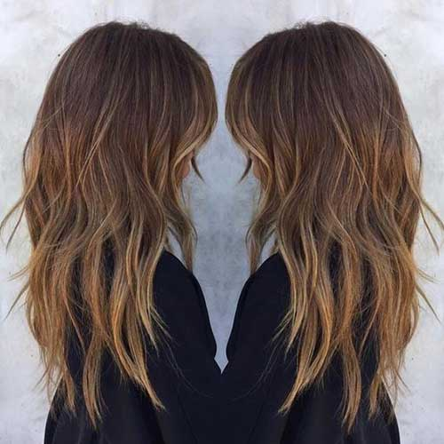 Layered Haircuts for Long Hair