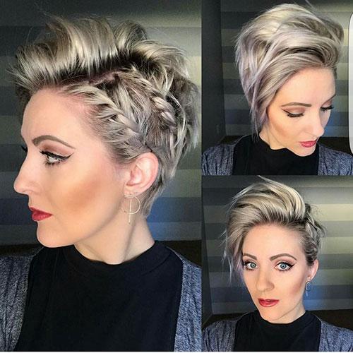 New Trendy Short Haircuts