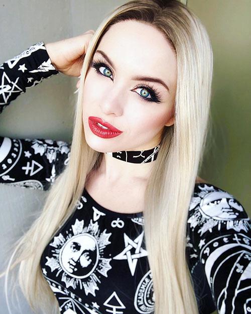 Blonde Hair Ideas