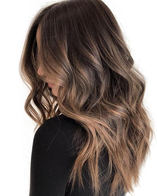 Summer Hair Colors For Wavy Hair