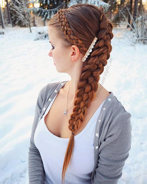 Braid Hairstyles For Long Hair