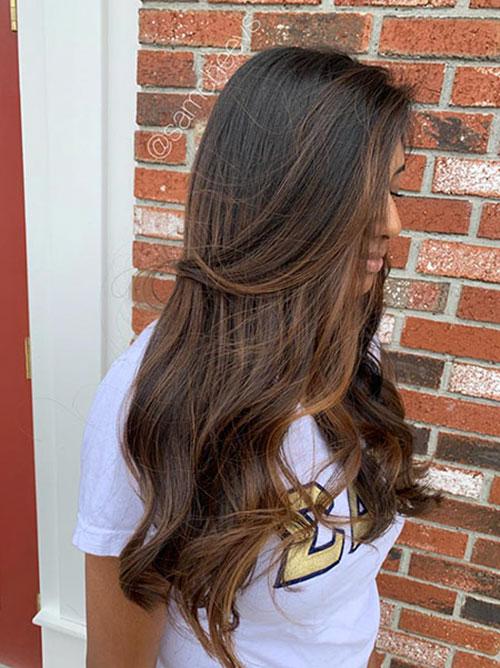 Cool Brown Hair Color