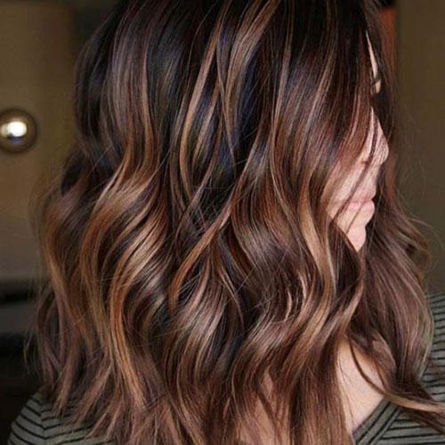 Short Chestnut Brown Hair