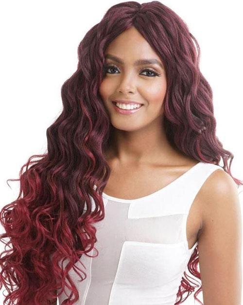 Ocean Wave Hair