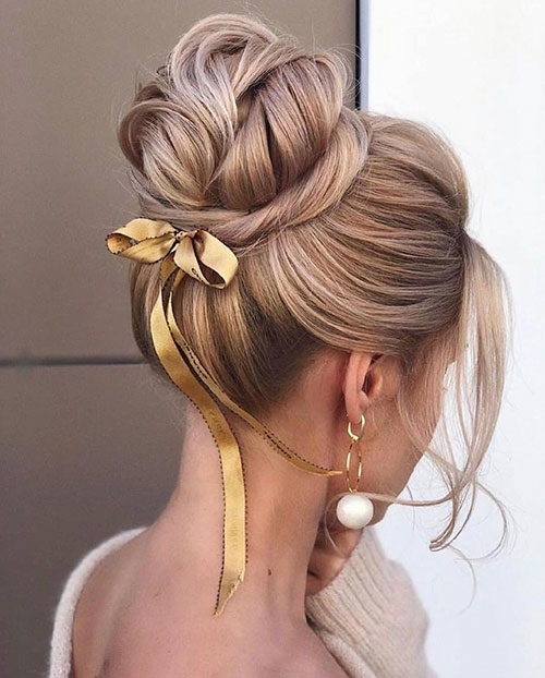 Nice Updo Hairstyles