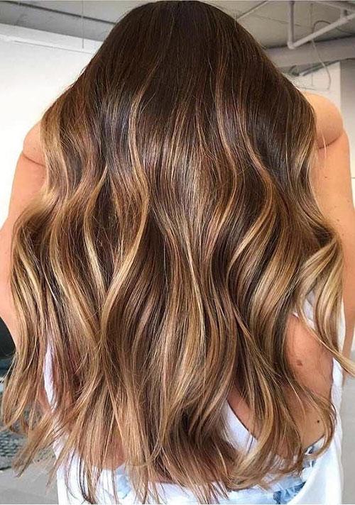 Summer Hair Colors For Women