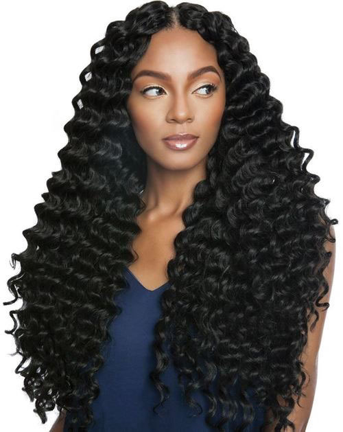 Wavy Hair For Crochet