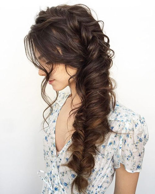 Cute Long Braided Hairstyles