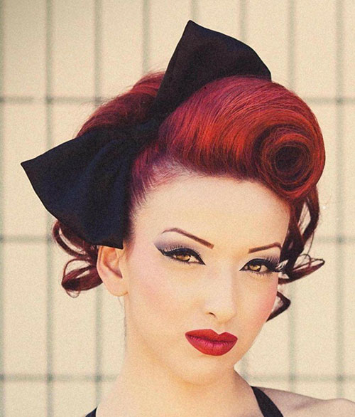 Women Rockabilly Hairstyles
