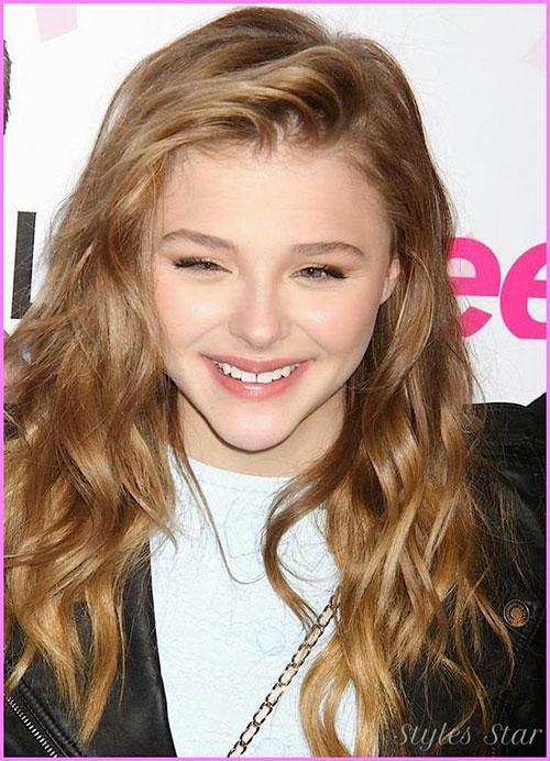 Cute Hairstyles For Teenage Girl With Medium Hair