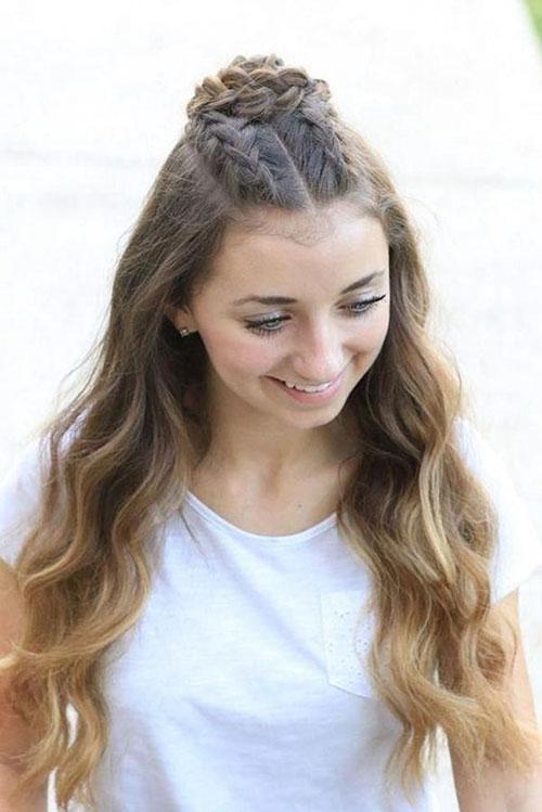 Cute Haircuts For Teenage Girl 2020