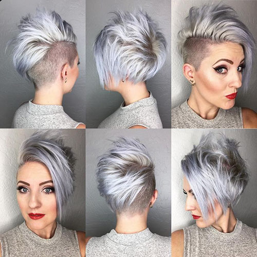 Shaved Side Styles