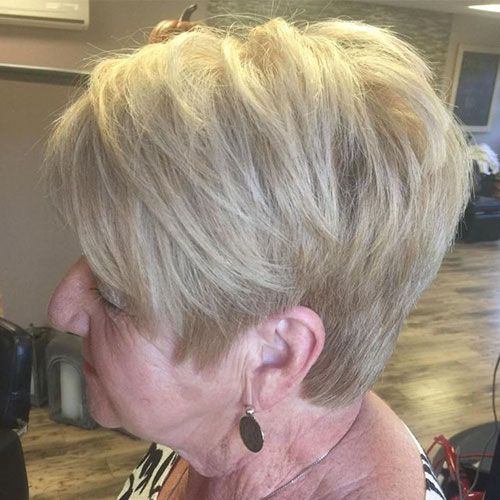 Best Hairstyles For Women Over 70