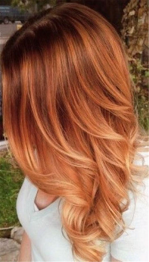 Cool Summer Hair Colors