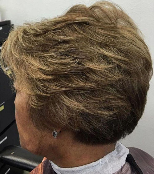 Best Haircuts For Women Over 70