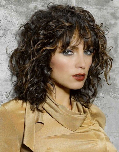 Curly Haircuts For Women