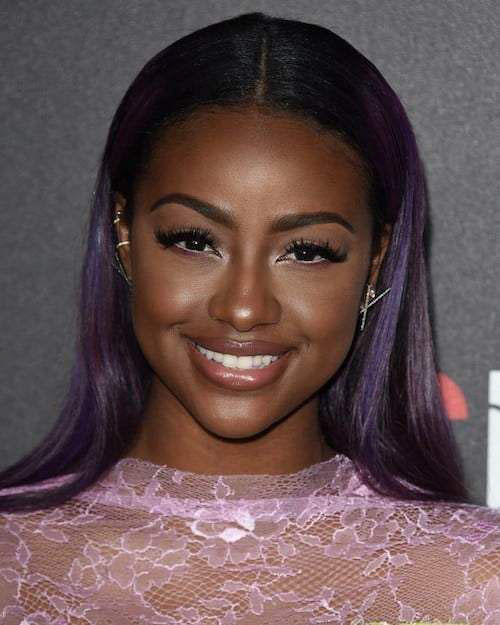 Images Of Hair Color For Dark Skin