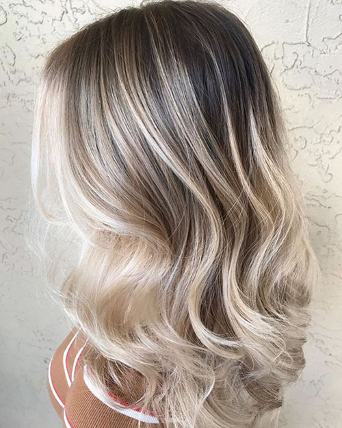 Best Balayage Hair