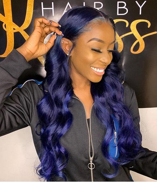 Hair Colors For Dark Skin Women