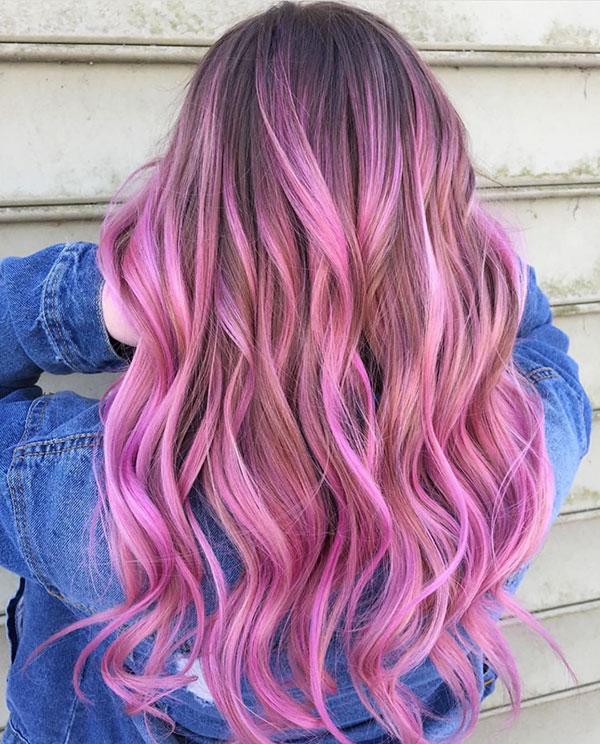 Nice Pink Hair