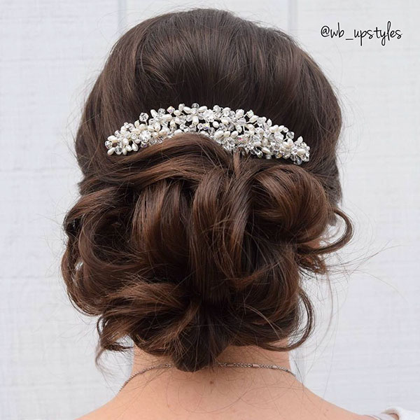 Pictures Of Updo Hairstyles
