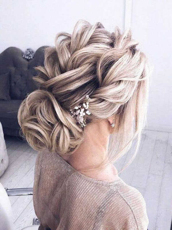 New Bridal Hairstyle