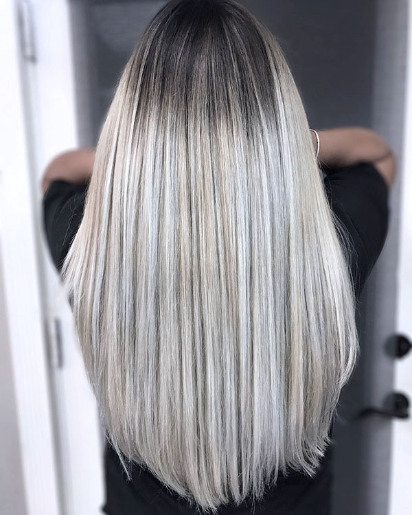 Good Ombre Hairstyle