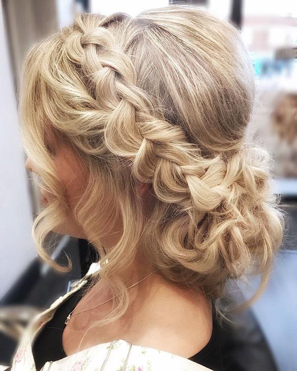 Wedding Updo Styles