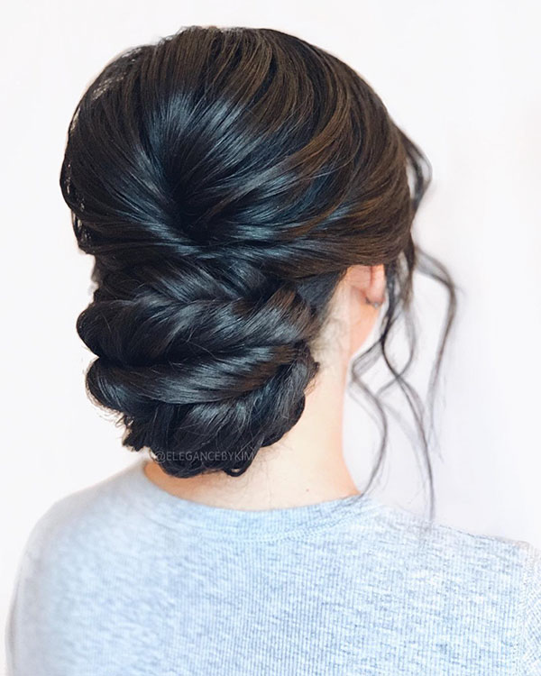 Updo Hairstyles For Marrige Party
