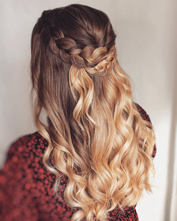 Bridesmaid Hairstyle Gallery